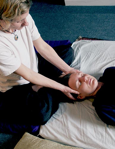 Yarrow Wolfe, Thai Yoga Massage Exeter
